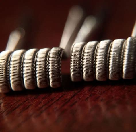 fused clapton pre made coils 0 45ohm cloudz vapour