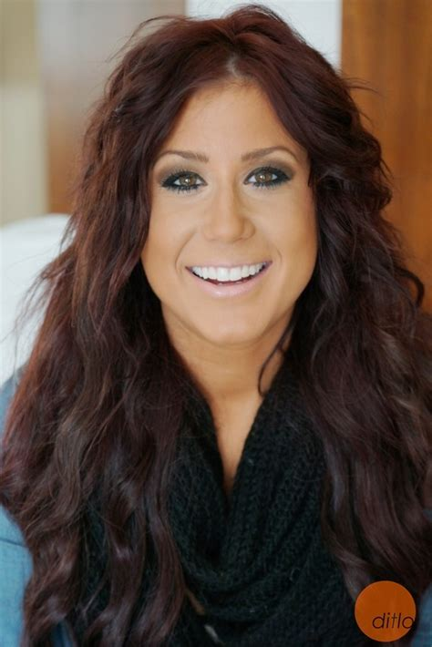 what color is chelsea houska red hair mtv reality show star chelsea houska love her hair