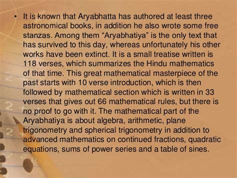 aryabhatta biography in english aryabhatta
