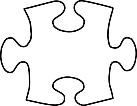 autism puzzle piece pks asp clip art at clker com vector