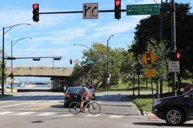 top red light cameras of 2013: belmont and lsd, cicero and