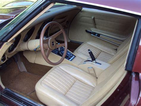 1976 corvette stingray 350 mahogany