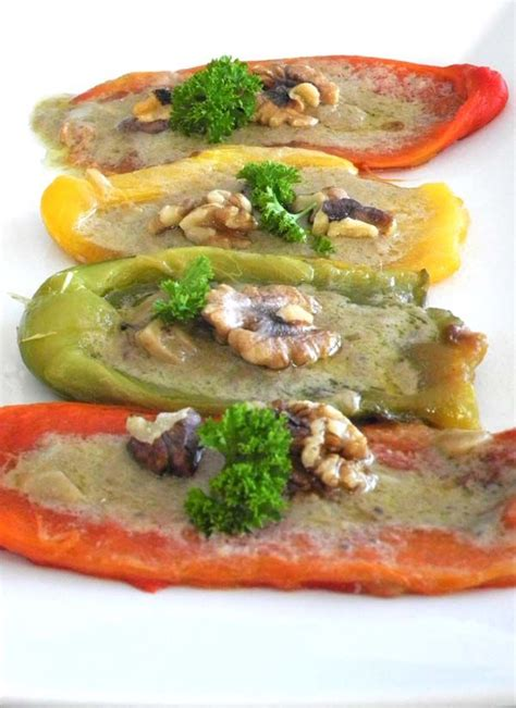 Peperoni In Bagna Cauda by Peperoni Alla Bagna Cauda Paleo Stuffed Peppers Recipe