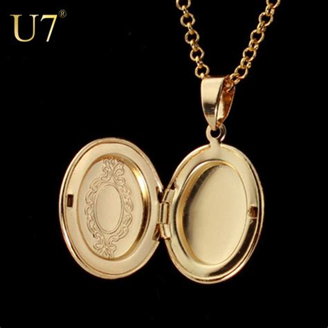 charms for jewelry wholesale u7 european style memory photo locket charm pendants
