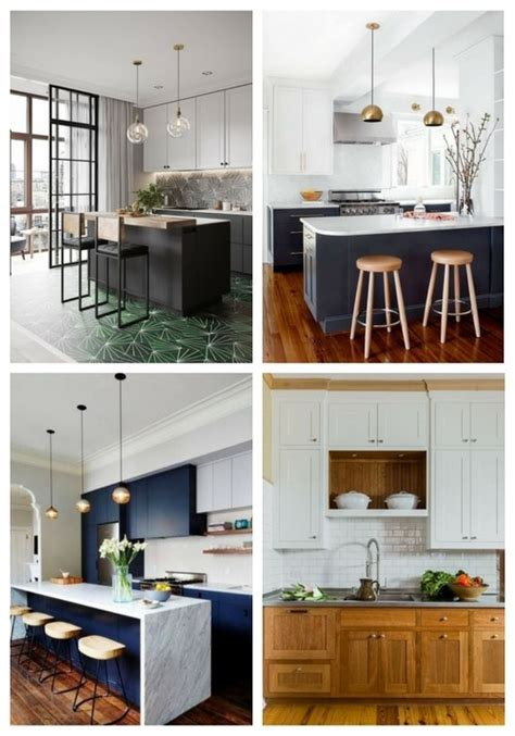 29 two toned kitchen cabinet ideas to try comfydwelling