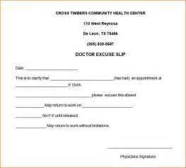 8 fake doctors excuse academic resume template