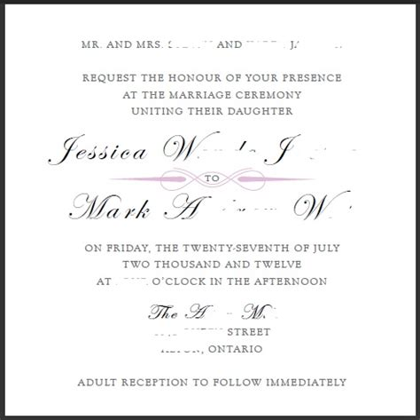 cocktail invitation wording wedding invitation wording wedding invitation wording