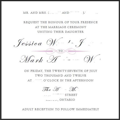 cocktail invitation wording cocktail wedding reception invitation wording vertabox