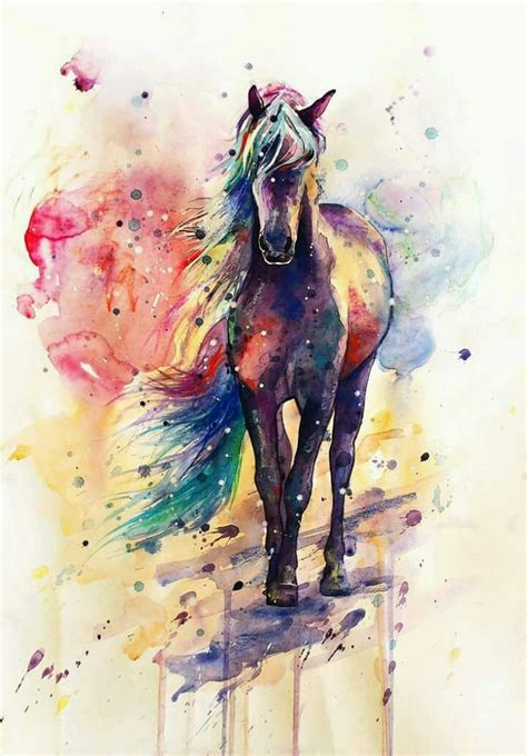 watercolor horse tutorial 6936 best painting tutorial art ideas tips for acrylic
