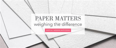 Thick Paper Wedding Invitations by Wedding Invitation Paper Invitations By