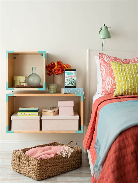 Bedroom Storage Ideas For Small Spaces Creative Storage Ideas For Small Spaces