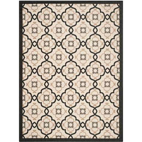 Martha Stewart Indoor Outdoor Rugs Safavieh Martha Stewart Silhouette 8 Ft X 11 Ft 2 In Indoor Outdoor Area Rug Msr4262 256 8