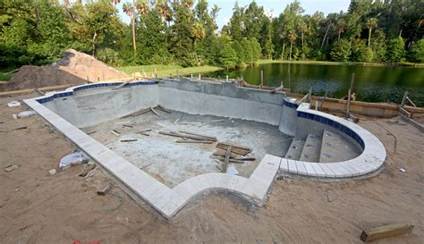 Davenport Post Pools Lakeland Florida Proview Swimming Pools Design And Construction