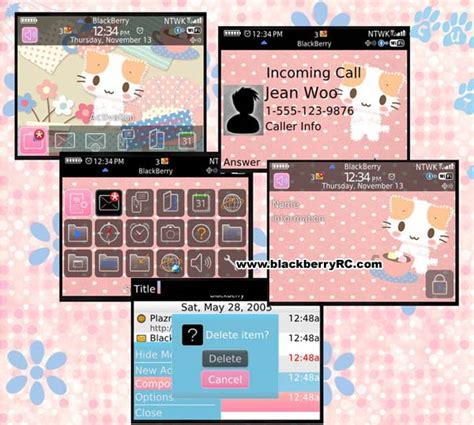 themes blackberry curve 8520 free theme cartoon for bb 8520 nathanielshrade s blog