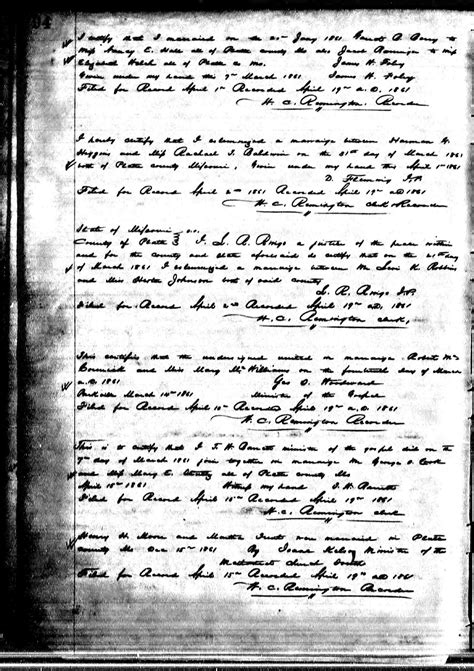 Missouri Marriage Records 1805 2002 Garrett B Berry