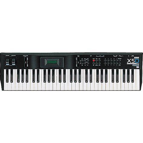 Keyboard Korg X5d Korg X5d 61 Key Synthesizer Musician S Friend