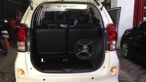 Jual Tv Mobil Untuk Xenia audio mobil toyota avanza xenia paket audio 1 hari