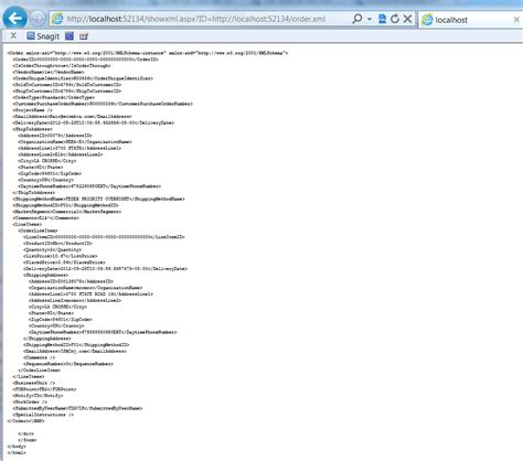 format xml html display c display xml string to browser in xml format stack