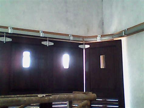 Kunci Magnet Kaca Stainless Steel rel engsel pintu garasi i n d o v i t a bogor