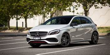 2016 mercedes a class review caradvice