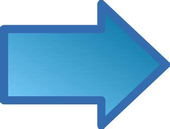 blue arrow gradient color arrow png image and arrow gradient blue right signs symbol arrows arrows