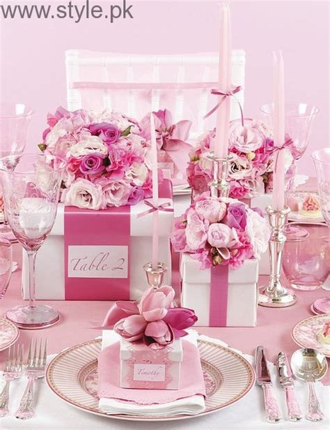 pink wedding shower themes pink themed bridal shower ideas 2016