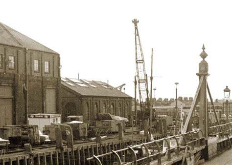 swings new haven railway quay newhaven harbour