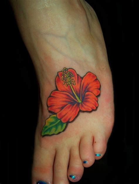 orange tattoo 100 s of hibiscus design ideas pictures gallery