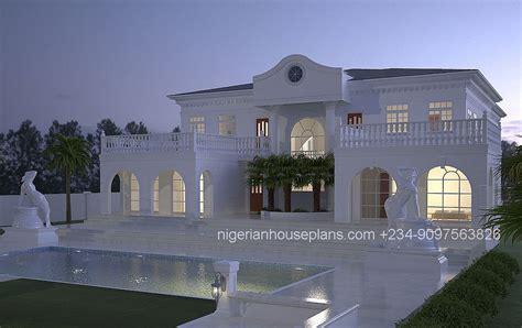 6 bedroom duplex ref 6013 nigerianhouseplans