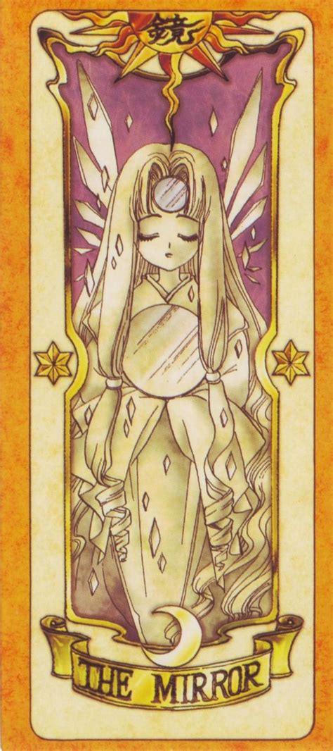 The Flower Clow Card