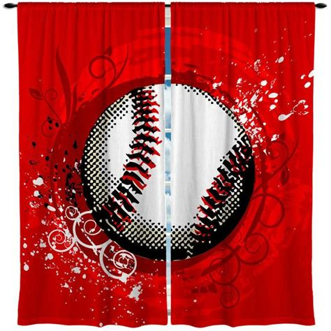 kids baseball curtains the 25 best baseball curtains ideas on pinterest boys