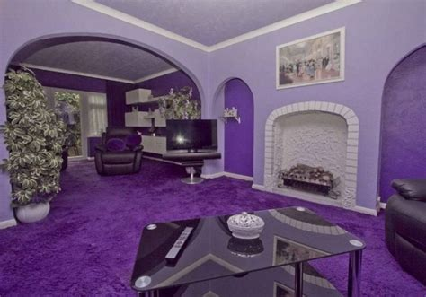 purple house interior uxbridge road house with jarring purple interior will cost you 648k home crux