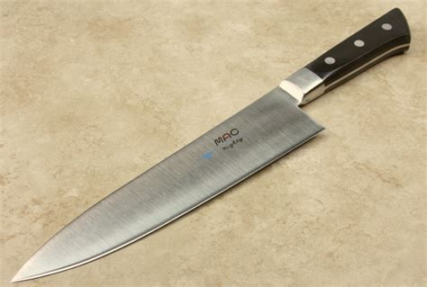 mac kitchen knives mac professional mighty chef s knife 8 1 2 quot