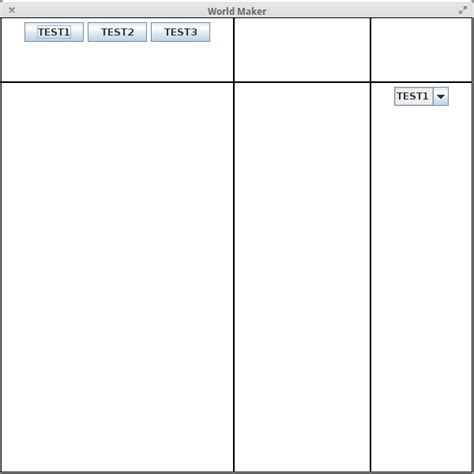 layout manager swing java gridbag layout resizes when i add components