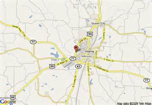 piney woods map map of best western pineywoods inn atlanta