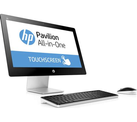 best hp all in one buy hp pavilion 23 q105na touchscreen all in one pc free