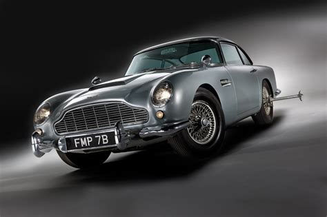 Bond And Aston Martin by Bond Aston Martin Db5 Wallpaper