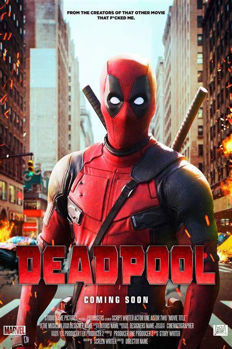 deadpool poster deadpool 2016 cine