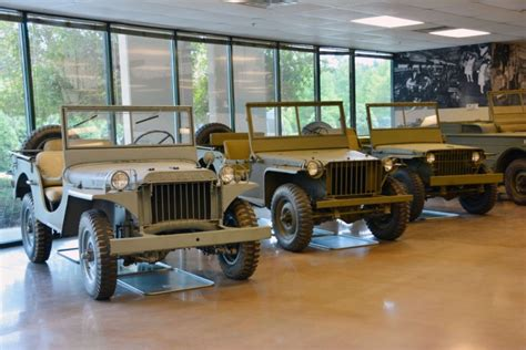 Jeep Museum Hemmings Highlights The Omix Ada Jeep Museum Ewillys