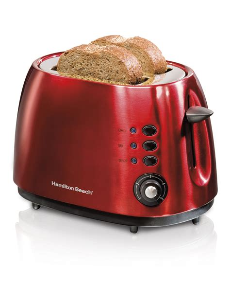 Oster 6 Slice Digital Toaster Oven 2 Slice Toasters 4 Oster Cuisinart Red Stainless Steel