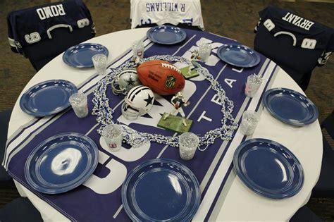 Dallas Cowboys Decoration Ideas by Dallas Cowboy Table Decorations Photograph Dallas Cowboys