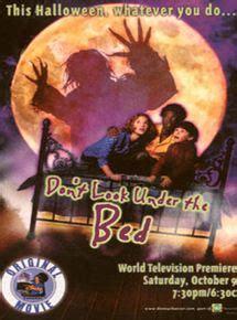 don t look under the bed dvd don t look under the bed film 1999 filmstarts de