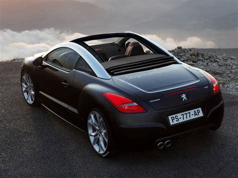 Peugeot Rcz Convertible Wallpaper 1024x768 21503