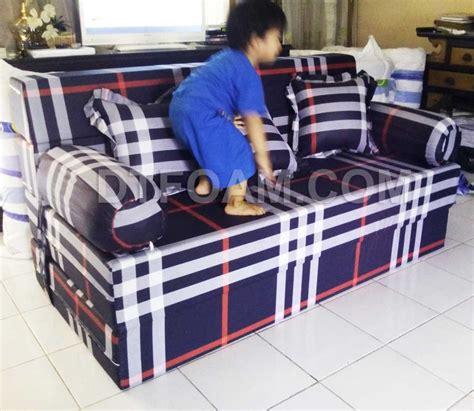 Kasur Bed Terbaik sofa kasur inoac terbaik supernova cocok untuk