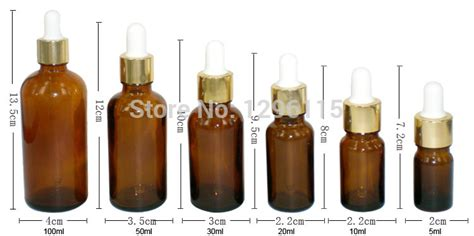Big Promo 10 Ml Neroli Essential 100pcs 50ml glass eye dropper bottles vials essential bottles cosmetic containers points