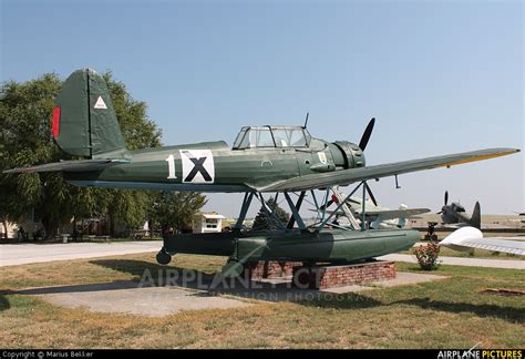 the bulgarian air force 1 bulgaria air force arado ar 196 at plovdiv krumovo museum of bulgarian aviation photo
