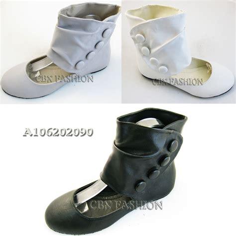 china fashion button flat heel boots shoes