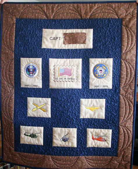 retirement quilt stuff