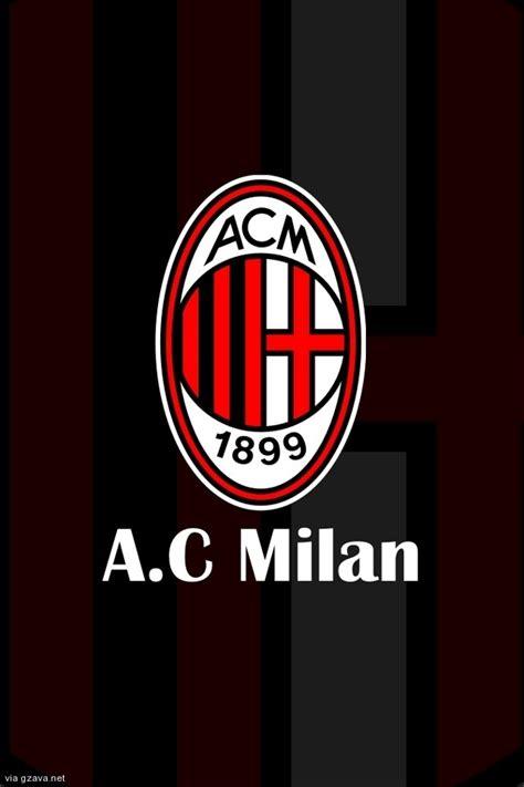 Kaos A C Milan Football Logo 4 Singlet Tanpa Lengan Tpl Acm15 Pria images ac milan choice image wallpaper and free