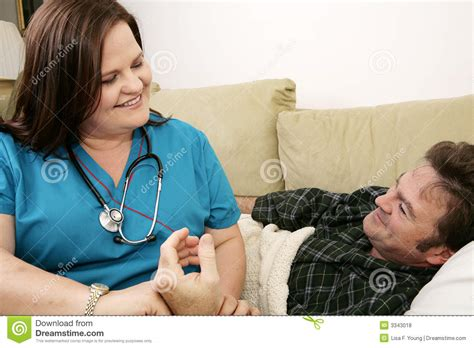 home health care royalty  stock  image
